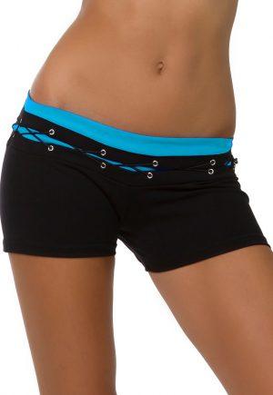 LF Zig Zag Waist Shorts