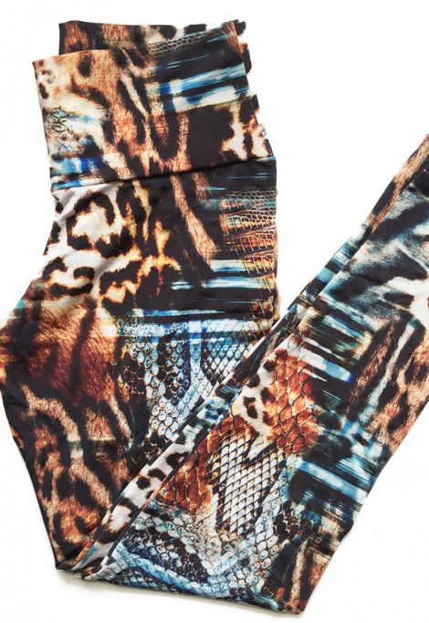 LF Legging Animal Aztec