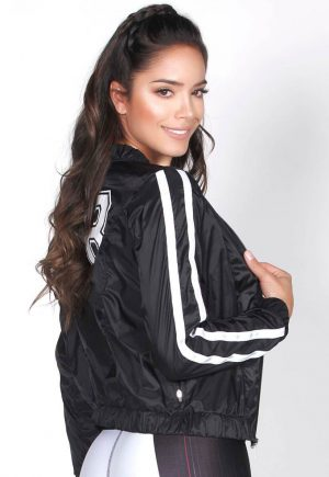 Protokolo Black And White Jacket