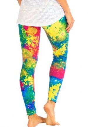 Protokolo Splatter Legging