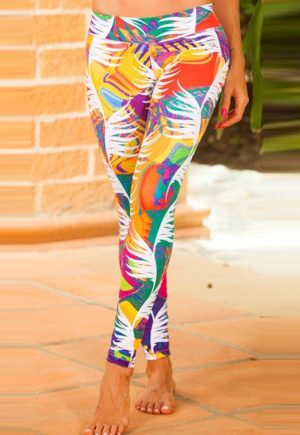 Protokolo Feathered Legging