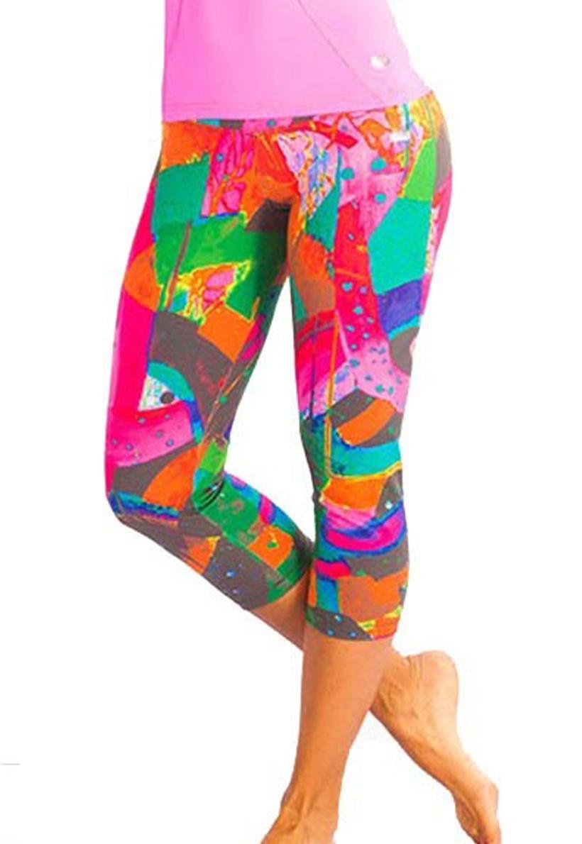 Protokolo Multi Colored Legging