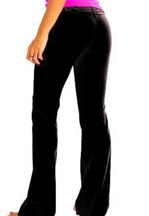 Protokolo Black Long Pants