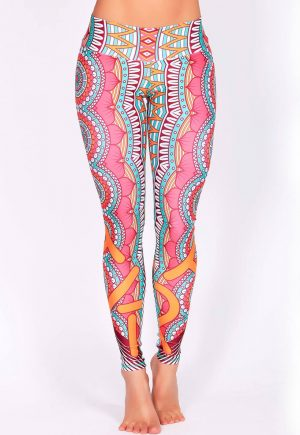 Protokolo Aztec Leggings-
