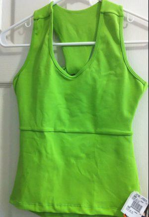 LF Ribbon Tank Lime