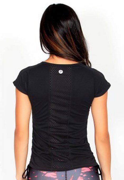 Protokolo Black T-Shirt