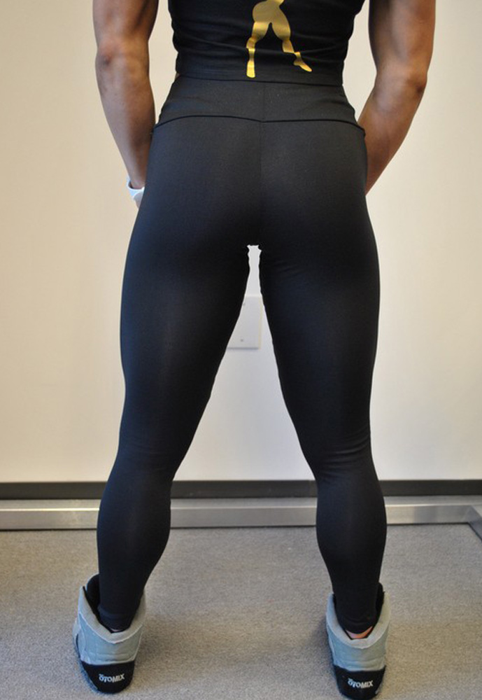 """High Performance """"Be Fit Physique"""" Legging"""
