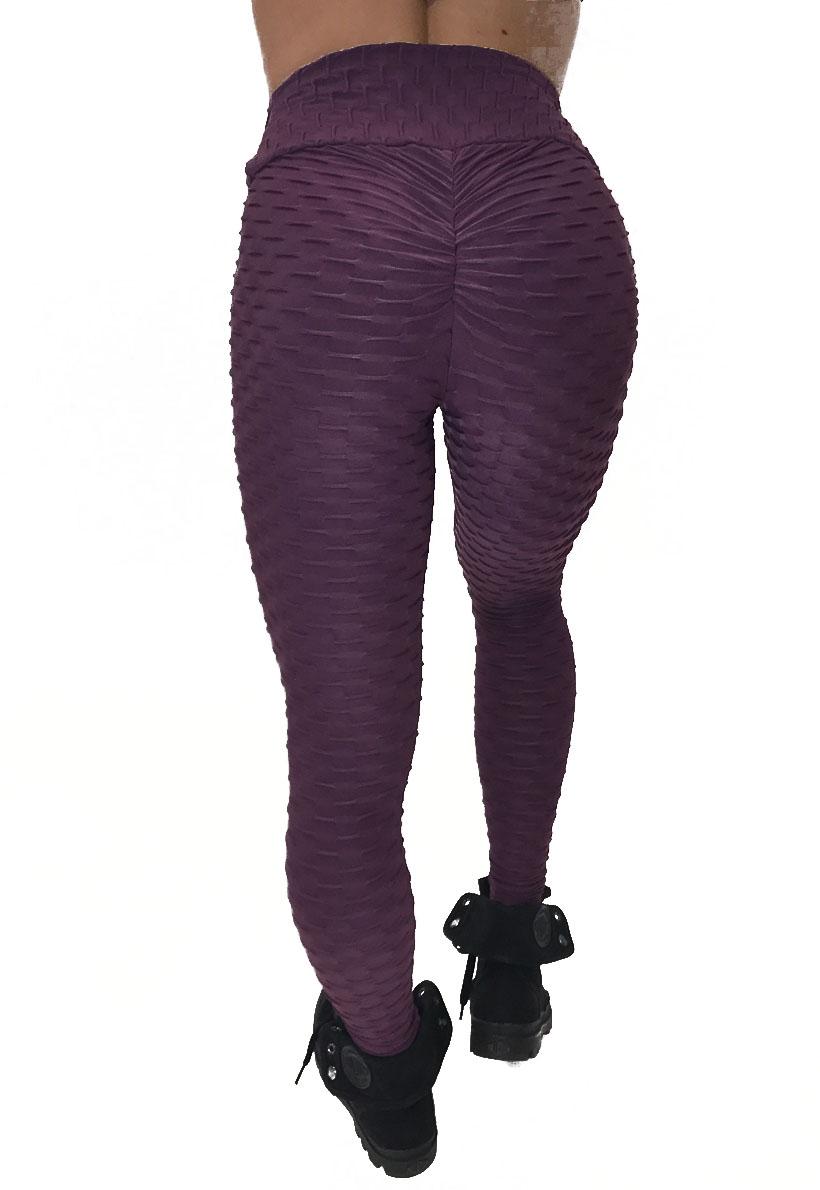 be fit maroon bubble scrunch butt legging - be fit apparel